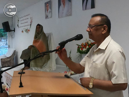 President SNM Germany, Rajinder Chopra