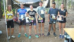 Lesní Hradeckou míli vyhrál v traťáku Američan Noah, uspěli i pořadatelé