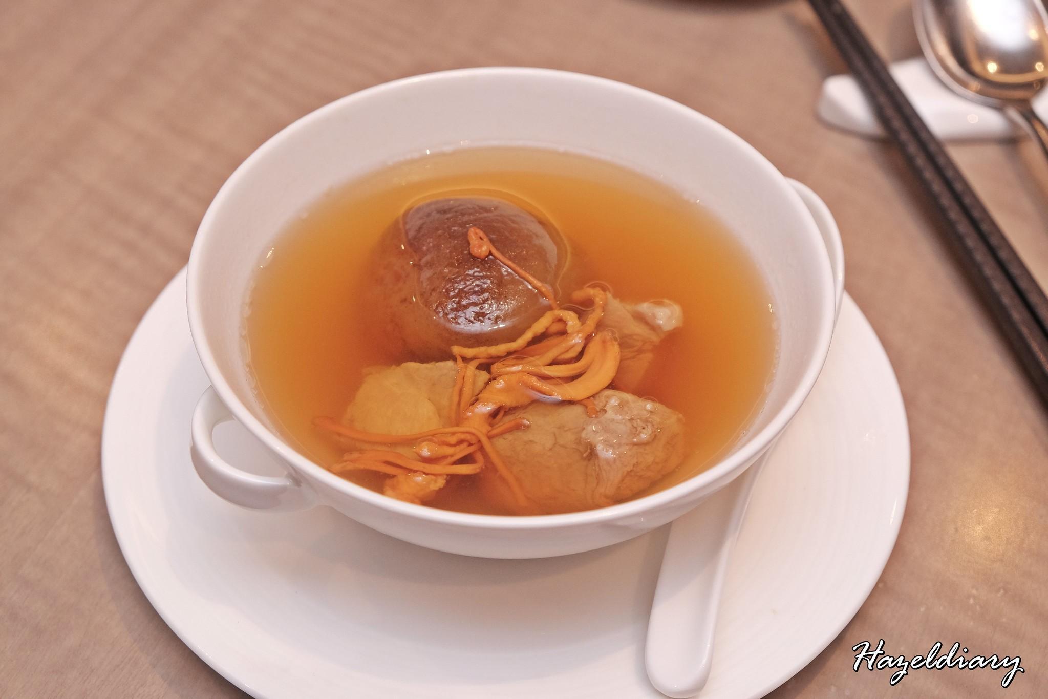 Jiang Nan Chun- Four Seasons-Summer Menu-1