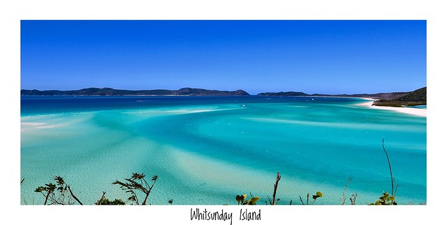 Whitsunday Island, Hill Inlet - Queensland, Australia