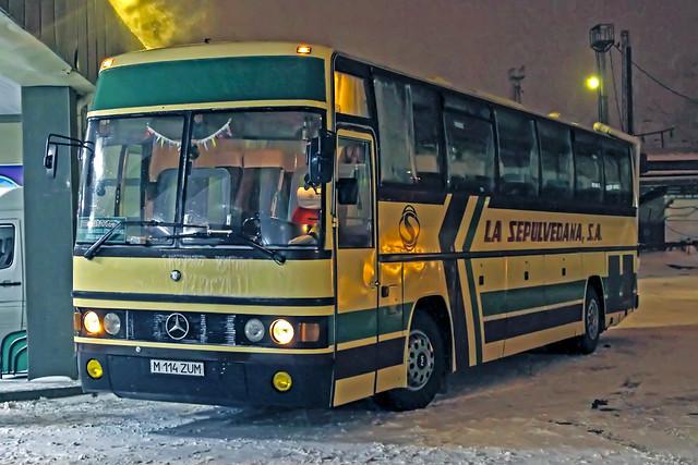 Irizar Everest bus