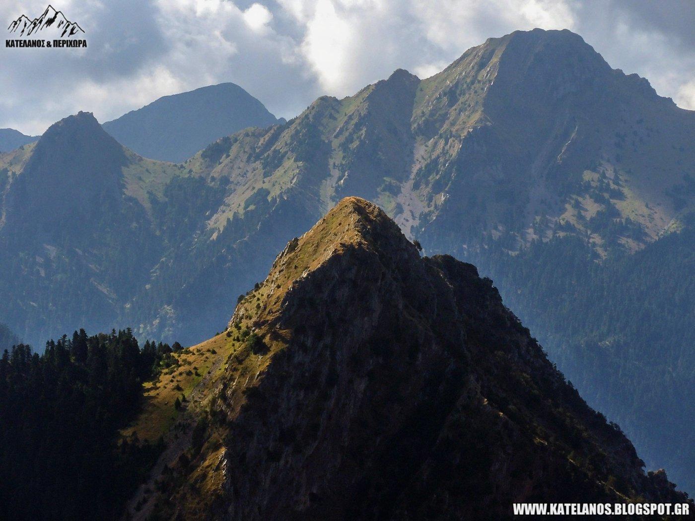κουκουρεχι παναιτωλικο ορος κεραμιδι βουνα κορυφες