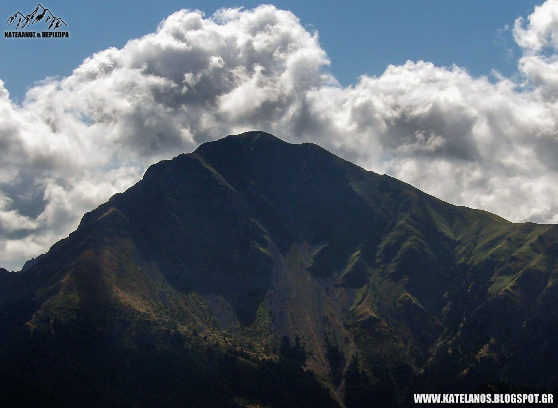 καλιακουδα βουνο δυτικη πλευρα