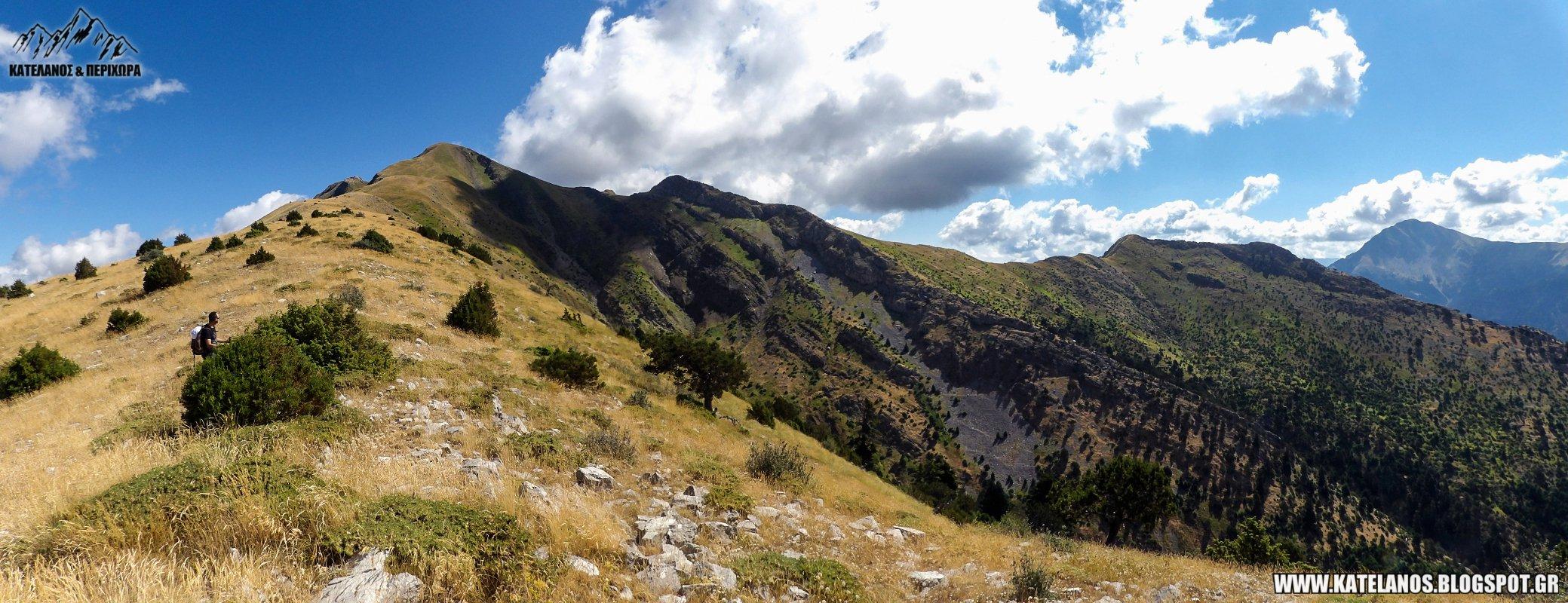 ευρυτανικα βουνα χελιδονα πεζοπορια ορειβασια διασχιση