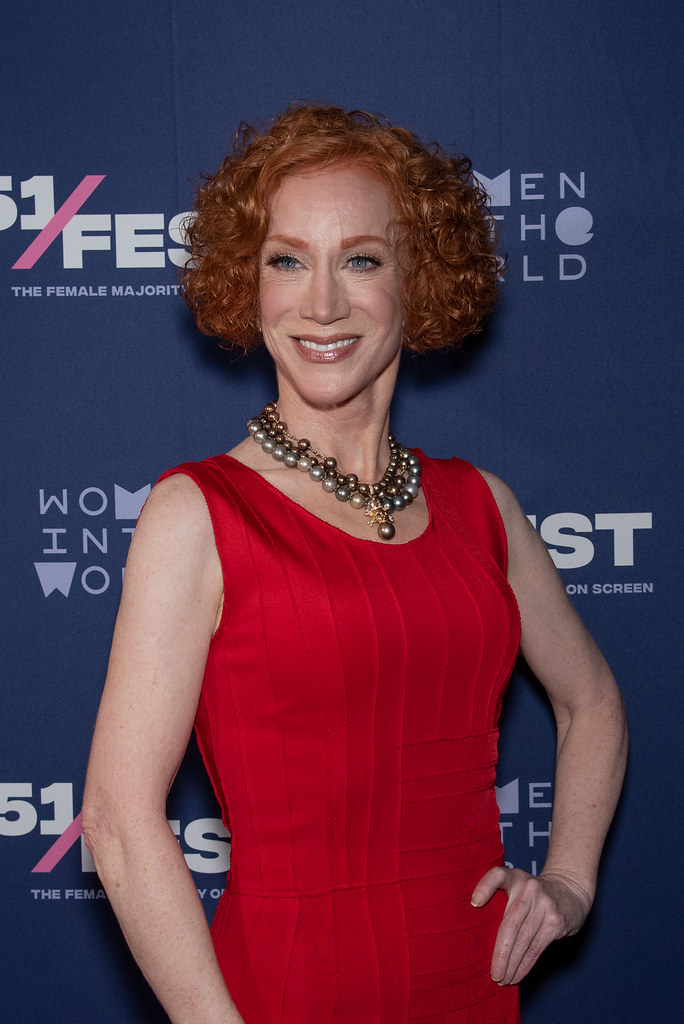 2019 - KATHY GRIFFIN: A HELL OF A STORY