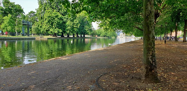 The Embankment And River Great Ouse, Bedford