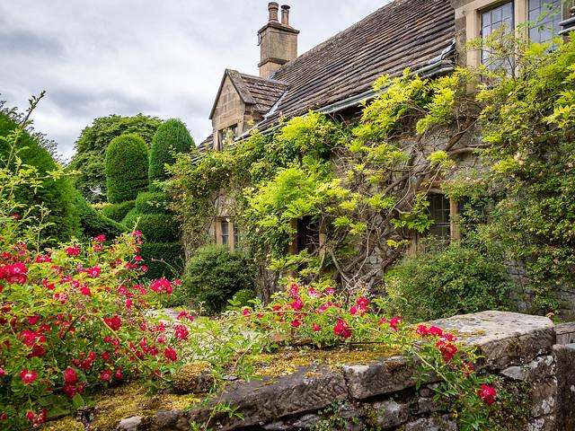 Head gardener's cottage, Haddon Hall, Bakewell