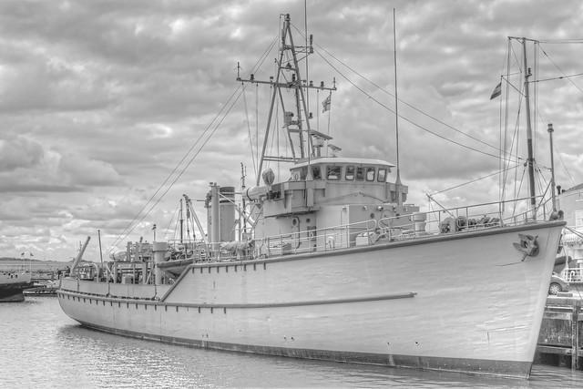 Harlingen Hafen Schiff