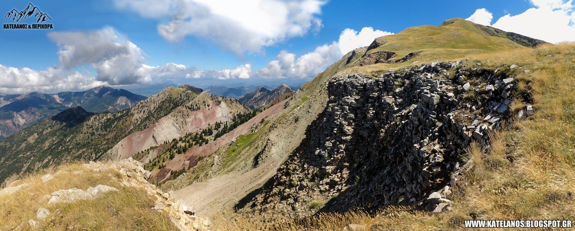 chelidona mountain hiking