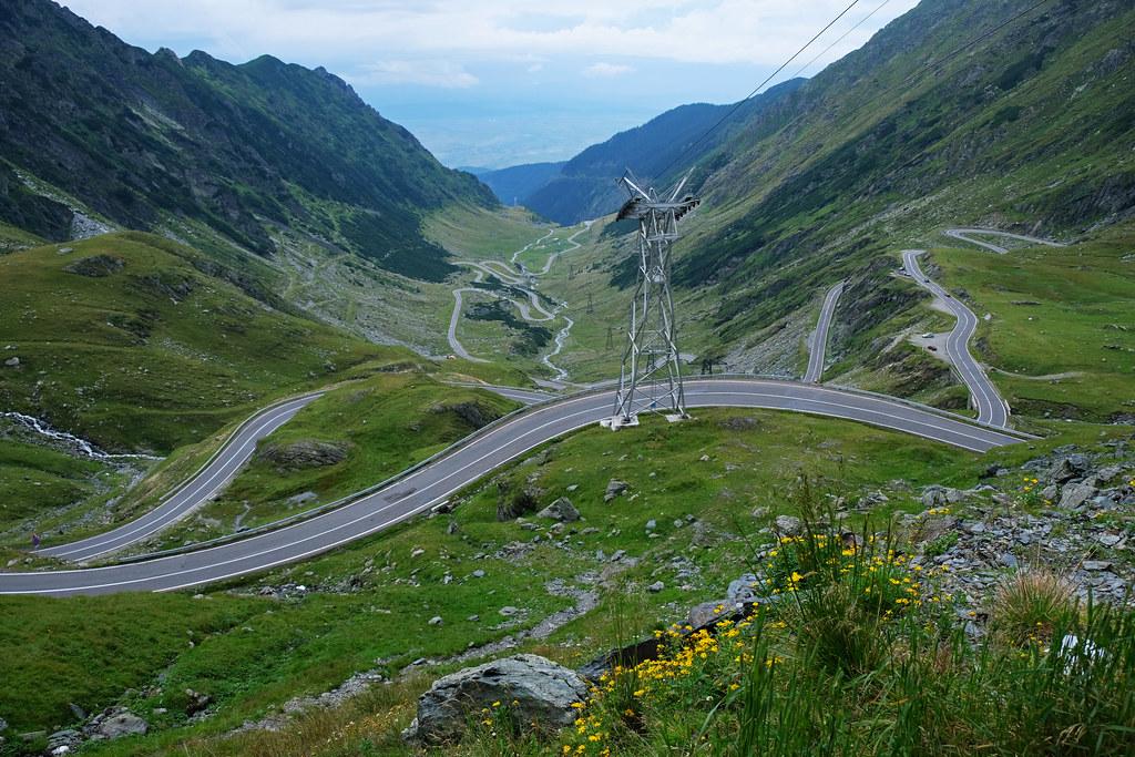 Transfăgărășan Highway, Romania