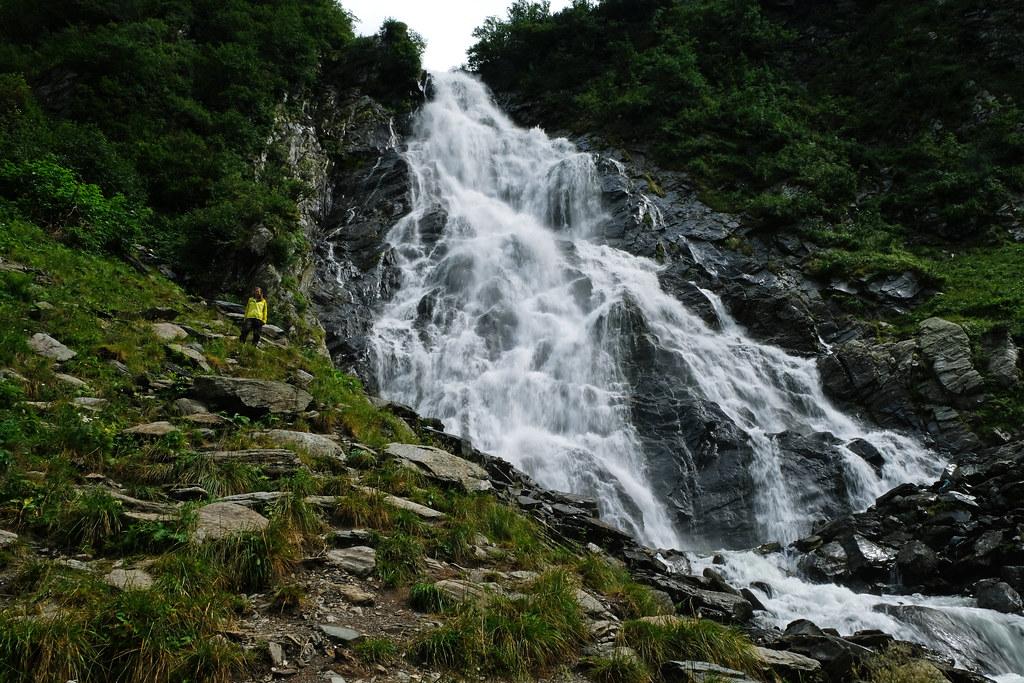 Bâlea Waterfall, Romania