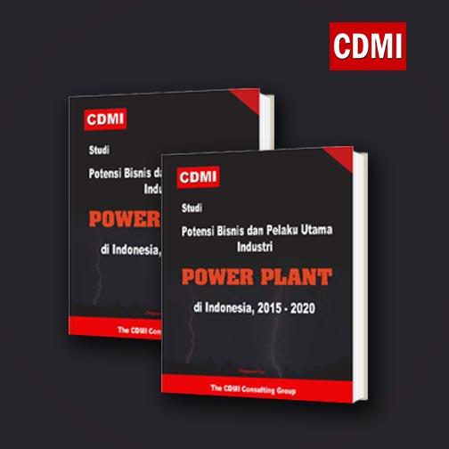 Studi Potensi Bisnis dan Pelaku Utama Industri Power Plant di Indonesia