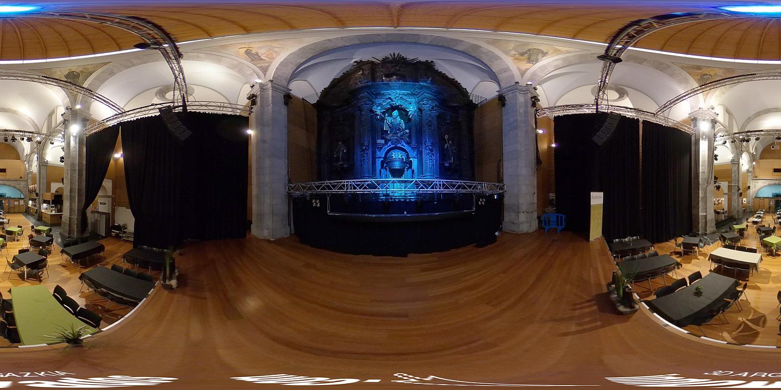 Sanagustin kulturgunea 360º