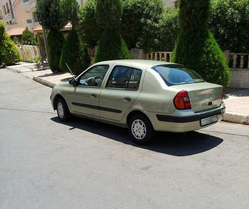 Renault Clio II (2002 - 2008)