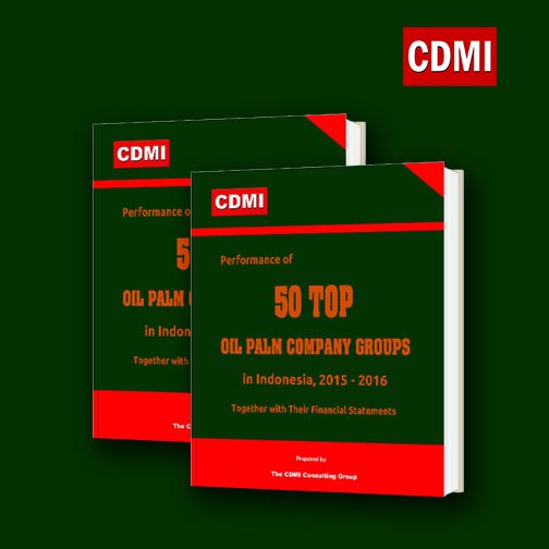 50 Top Oil Palm Company Groups in Indonesia