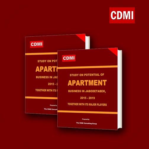Apartement (Edisi Inggris)