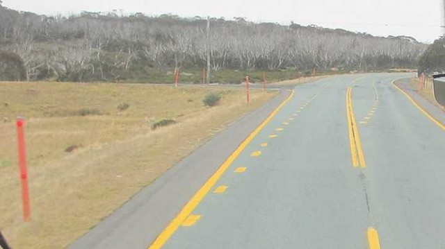 3205 What is the difference between a broken solid yellow and white lines on Roads 02