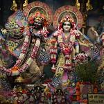 ISKCON Ujjain Deity Darshan 19 July 2019
