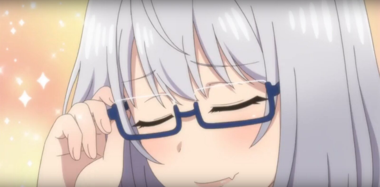 magical sempai tejina sempai episode three pop quiz glasses