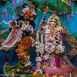 ISKCON Vrindavan Deity Darshan 19 July 2019