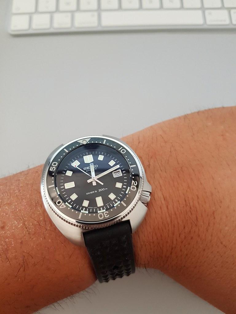Omega seamaster - Tudor Pelagos LHD - Breitling Super Ocean - Page 2 48321426676_e31b69e9ca_b