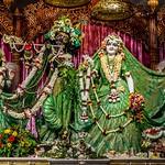 ISKCON Mayapur Deity Darshan 19 July 2019