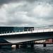 Bridge for cyclists and pedestrians in Copenhagen