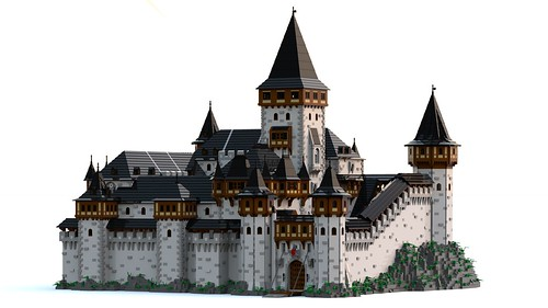 Gothic Castle 1