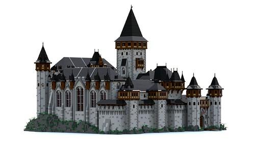 Gothic Castle 5
