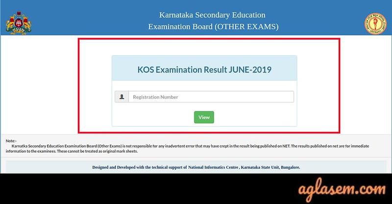 KOS Supplementary Result June 2019