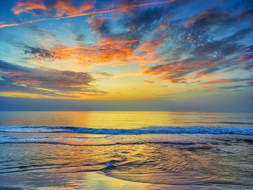 florida jacksonvillebeach jaxbeach duval sunrise