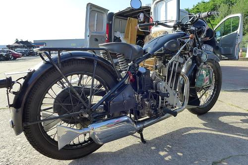 AJS R8 1930 500cc OHV