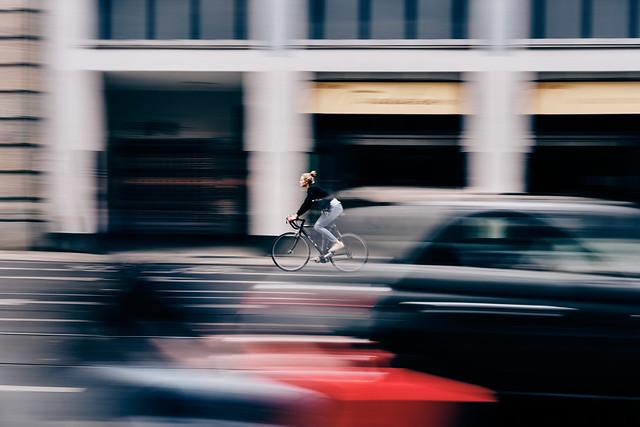 Cyclist No.1