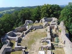 Castle Wleński Gródek, Wleń.