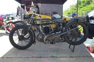 AJS K9 500cc SV