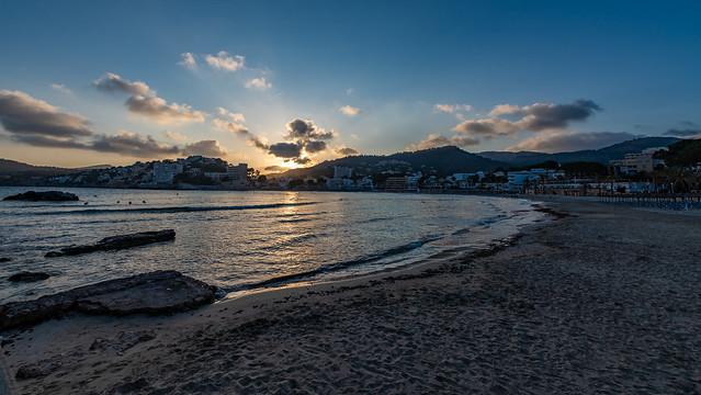 Beach of Peguara - Mallorca - 1141