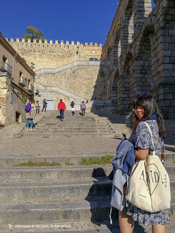 2018 Spain Segovia Aqueduct 3