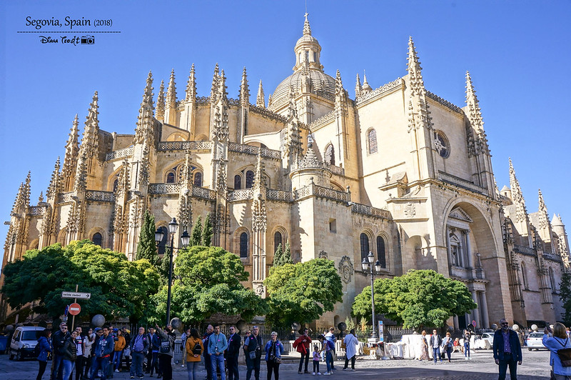 2018 Spain Segovia Cathedral 1