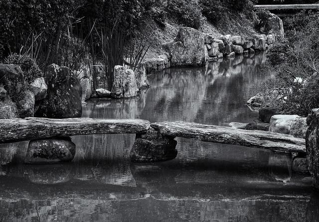 Stone bridge.  Explored.