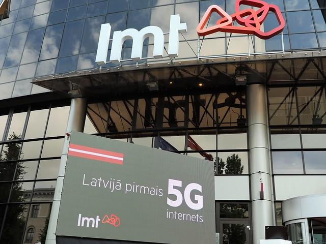 Valsts prezidents Egils Levits piedalās LMT 5G tīkla atklāšanas pasākumā