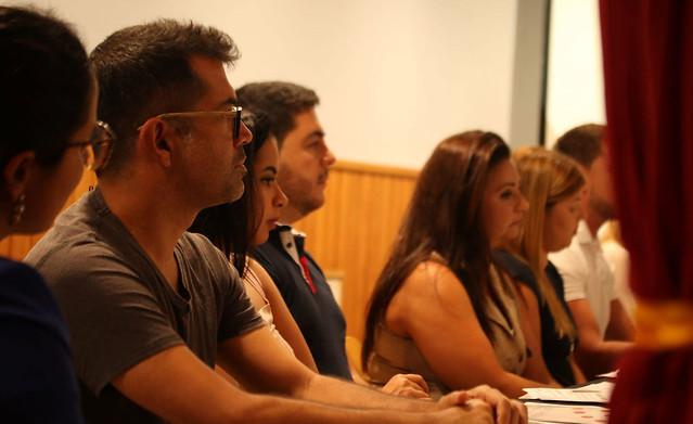 Lanzaderas Tenerife 2019- Encuentro con Empresas