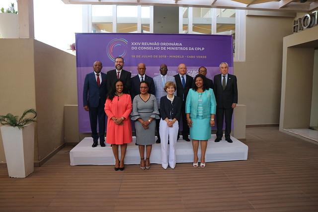 19.07. XXIV Reunião do Conselho de Ministros da CPLP