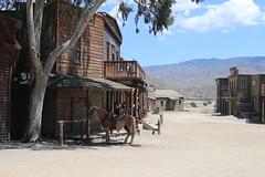 Western saloon, cinema studio tabernas (Almeria)