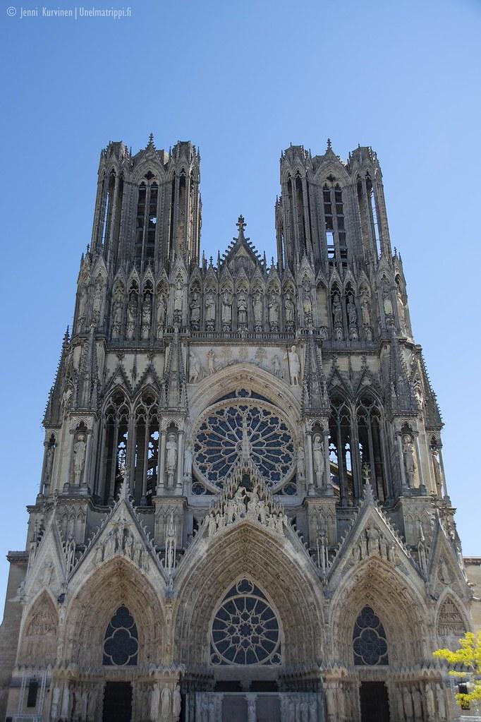 Reimsin katedraali
