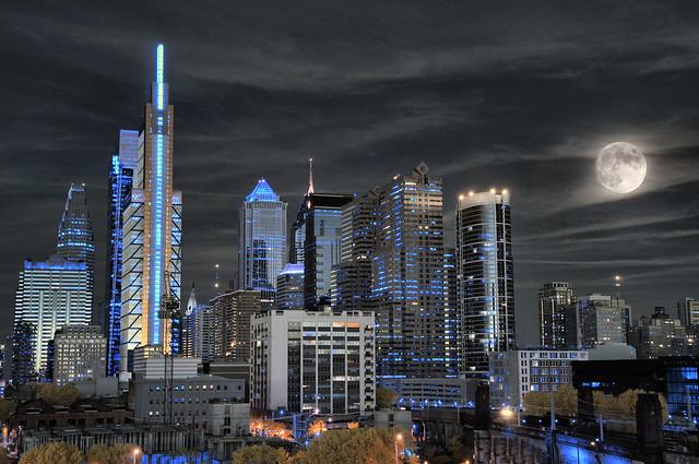 Philly City View 2 (IR)