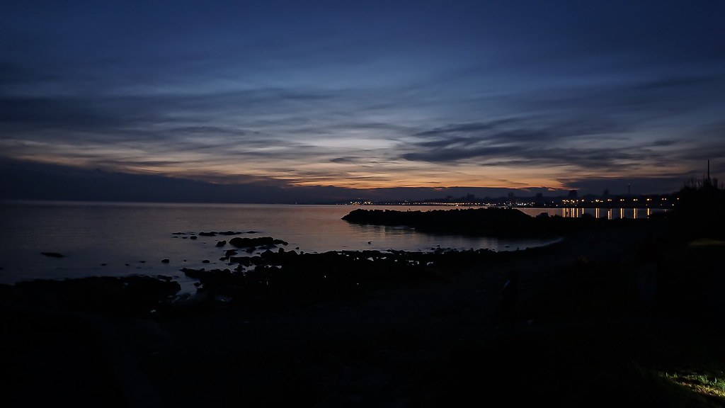Montevideo Sunset