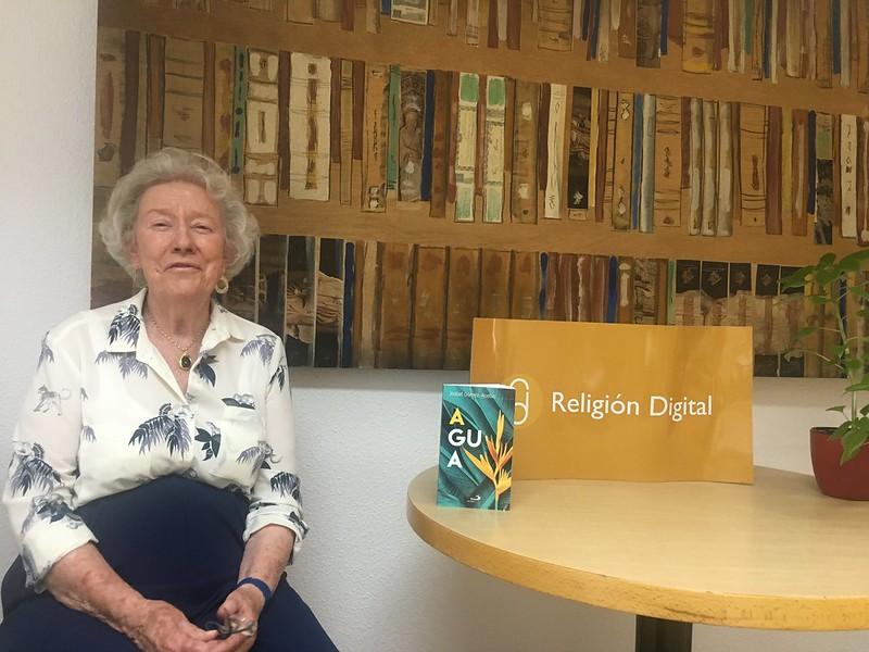 Isabel Gómez Acebo, en Religión Digital