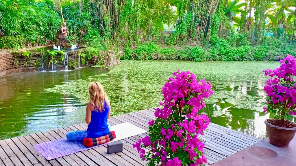 Chiang Mai Yoga Retreat with Dr. Amanda Bowen