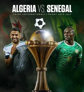 Watch Final Between Senegal VS Algeria On GTV Sports Live