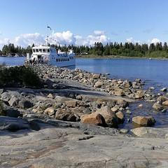 Utflykt till Brändöskär. #Luleå #archipelago